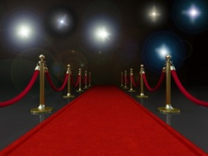 Red Carpet di San Sebastian