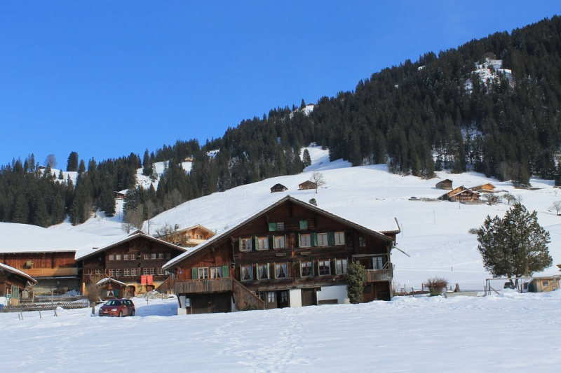 Gstaad (Bernese Oberland)